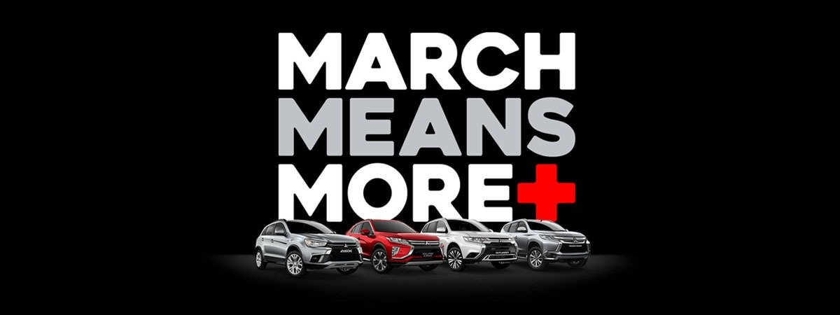 March Means More
