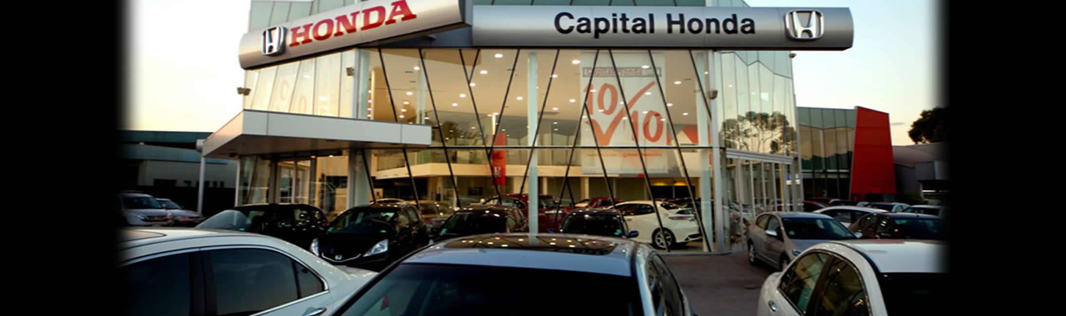 Capital Honda, Canberra ACT