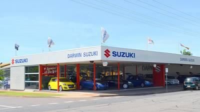 Darwin Suzuki Dealership
