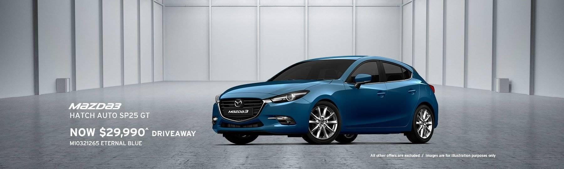 Newcastle Mazda 3 Special