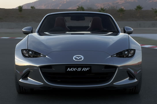 Mazda Welcome Image MX-5 RF