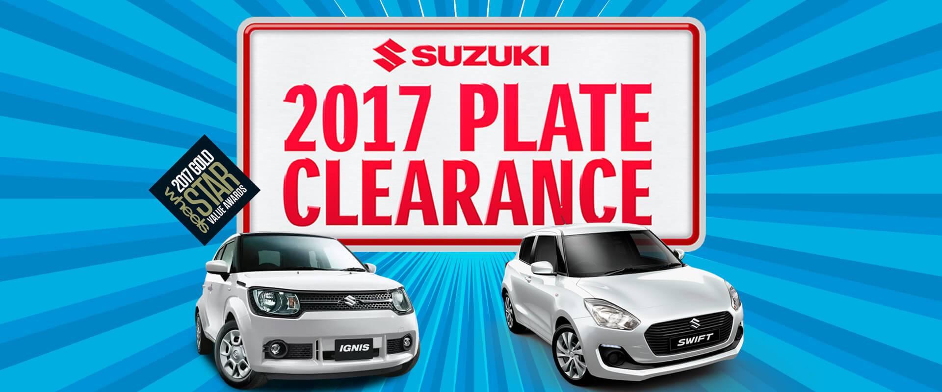 Suzuki Offers