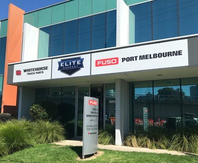 Fuso Port Melbourne is an Elite Support Certified Dealership image