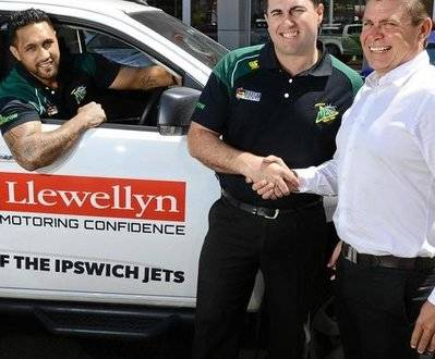 Ipswich Jets Vehicle image
