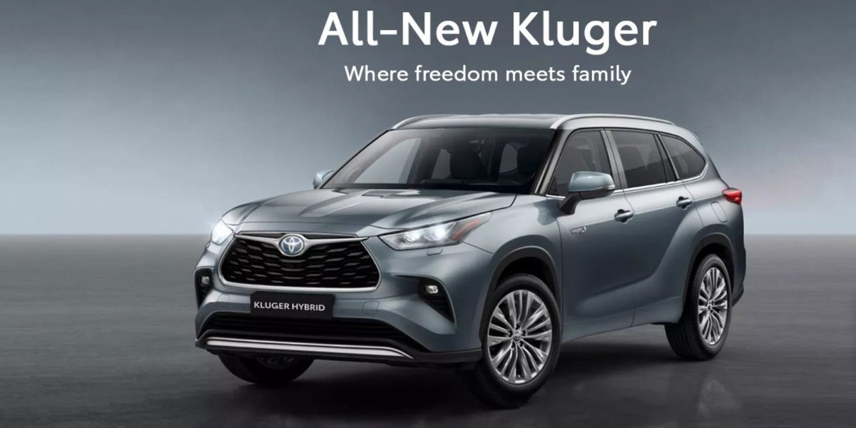 blog large image - Where Freedom Meets Family: All-New Kluger To Arrive Soon