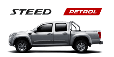 Steed 4x2 Dual Cab Petrol