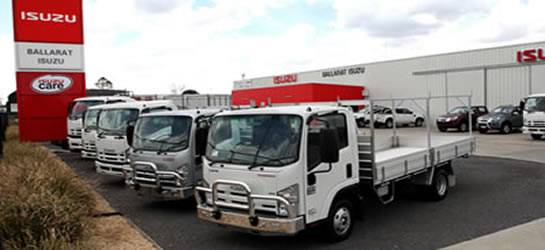 Ballarat Isuzu Contact Us