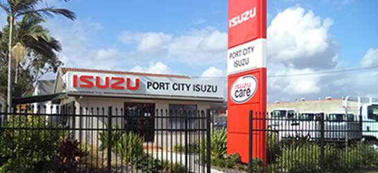 Port City Isuzu
