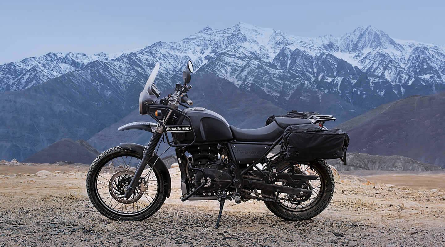 Royal Enfield Himalayan Model