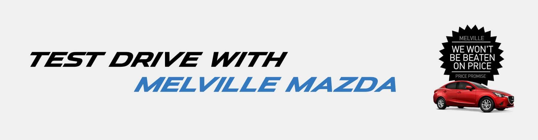 Melville Mazda - Book A Test Drive