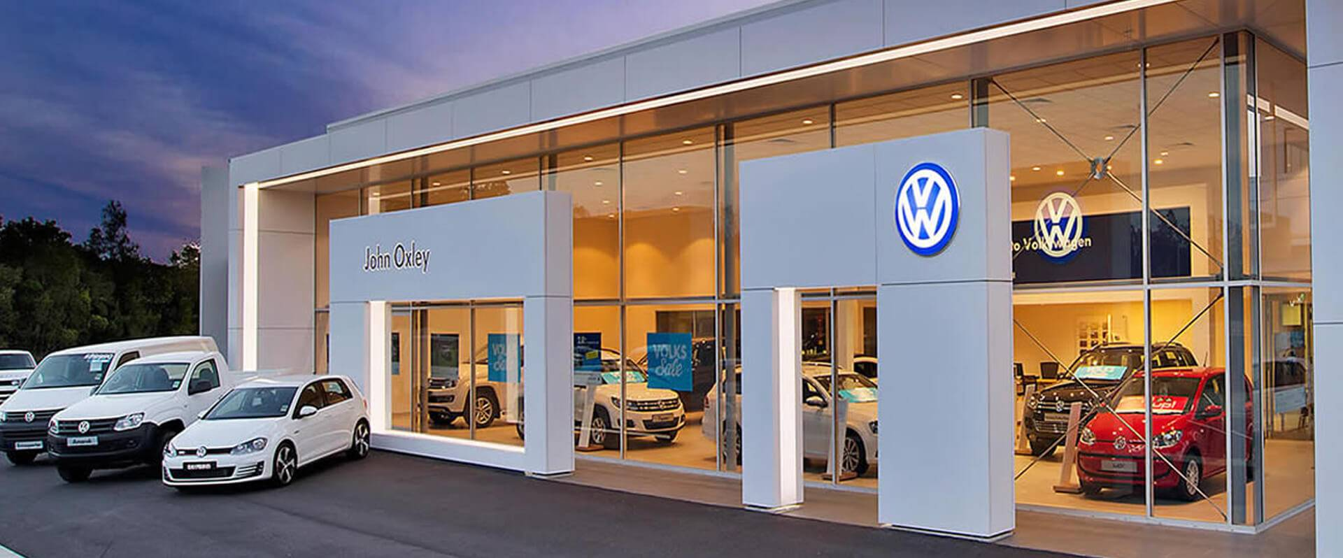 John Oxley VW
