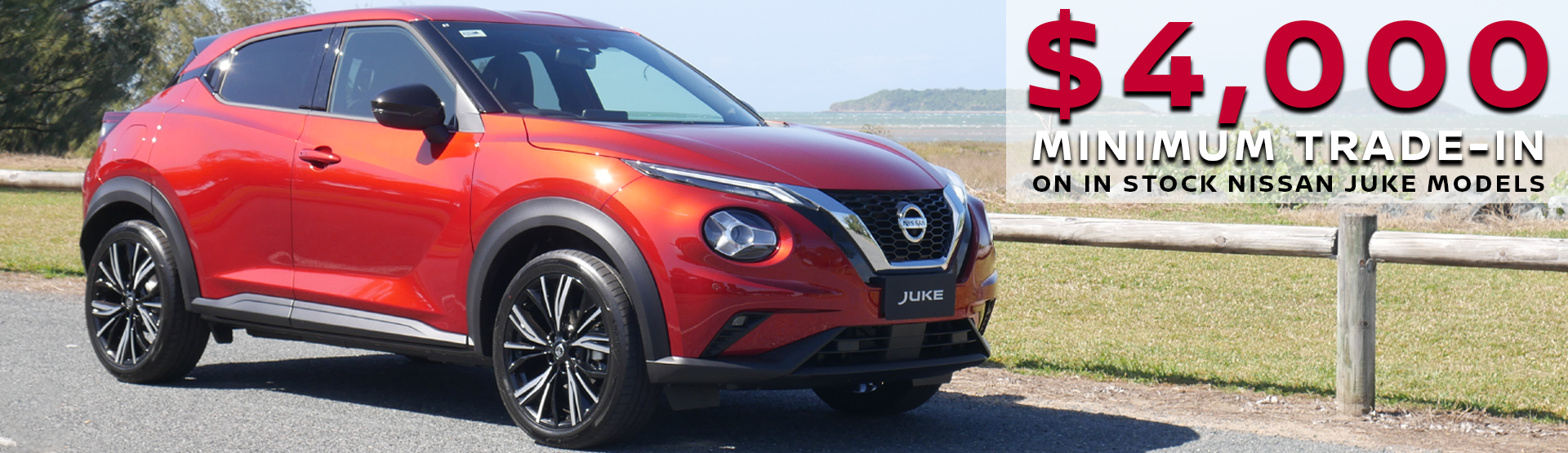 North Jacklin Nissan Juke Offer