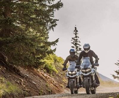 Triumph Tiger 1200 New release Adventure BMW Ducati GS Off Road image