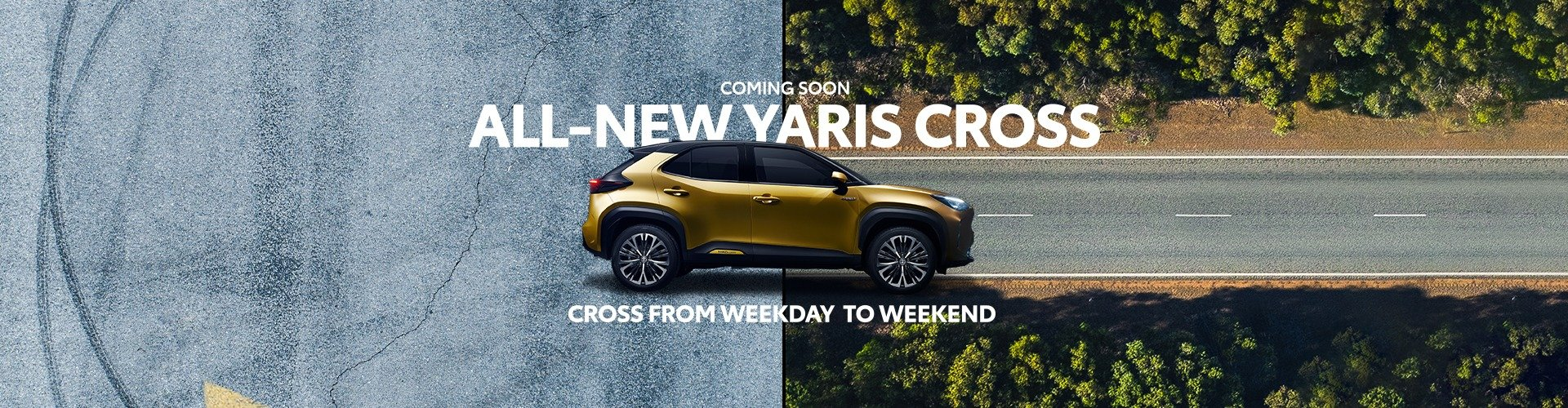 Yaris Cross