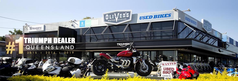 Oliver's Motorcycles Brisbane