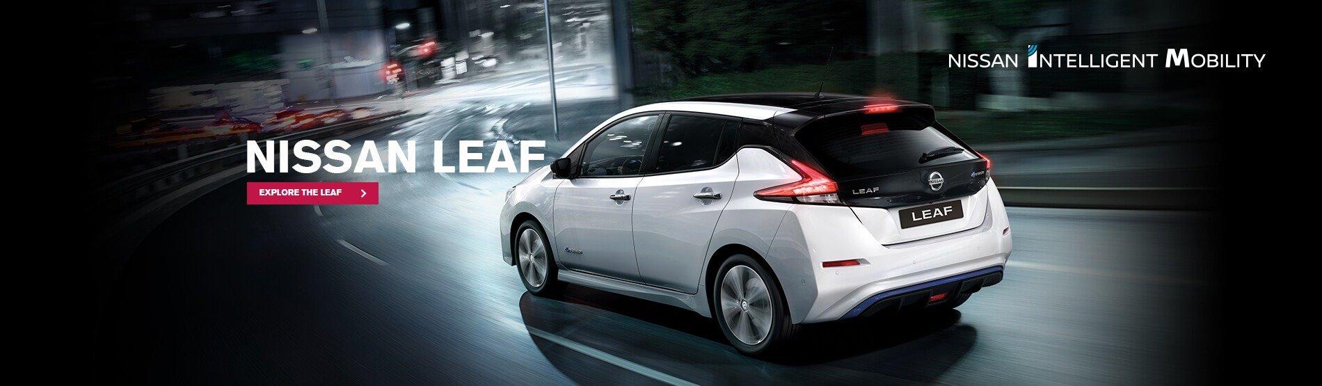 Nissan Leaf - Simpy Amazing