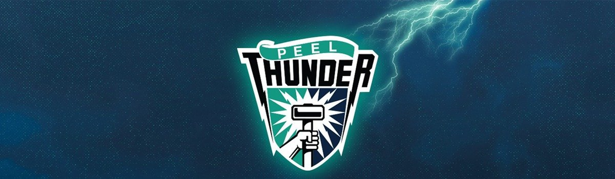 Are you a member of Peel Thunder? Large Image