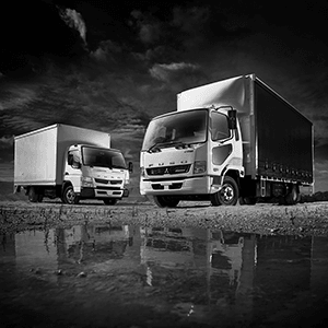 Contact Whitehorse Fuso for a fast, tailored finance solutions.