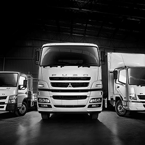 Service your Fuso trucks at Stillwell Trucks Fuso.