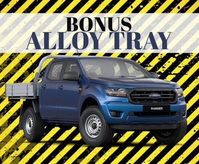 Bonus Alloy Tray image