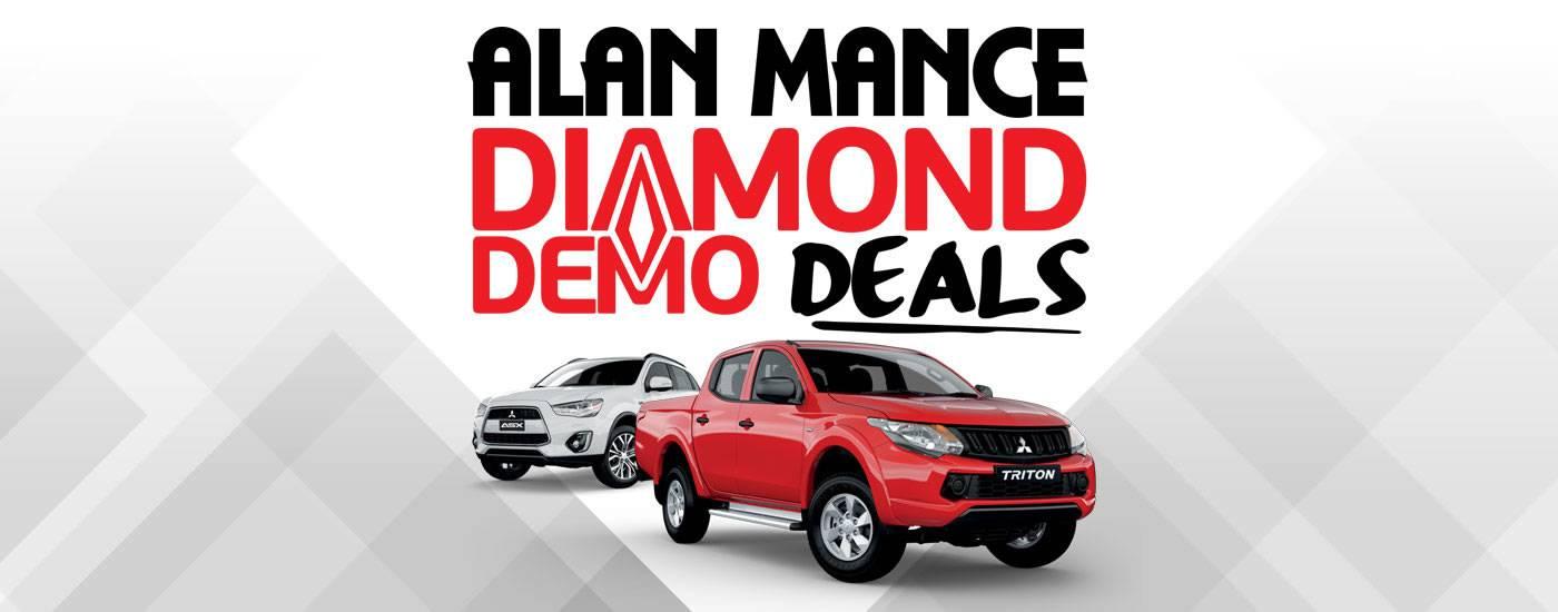 Alan Mance Mitsubishi Diamond Deals