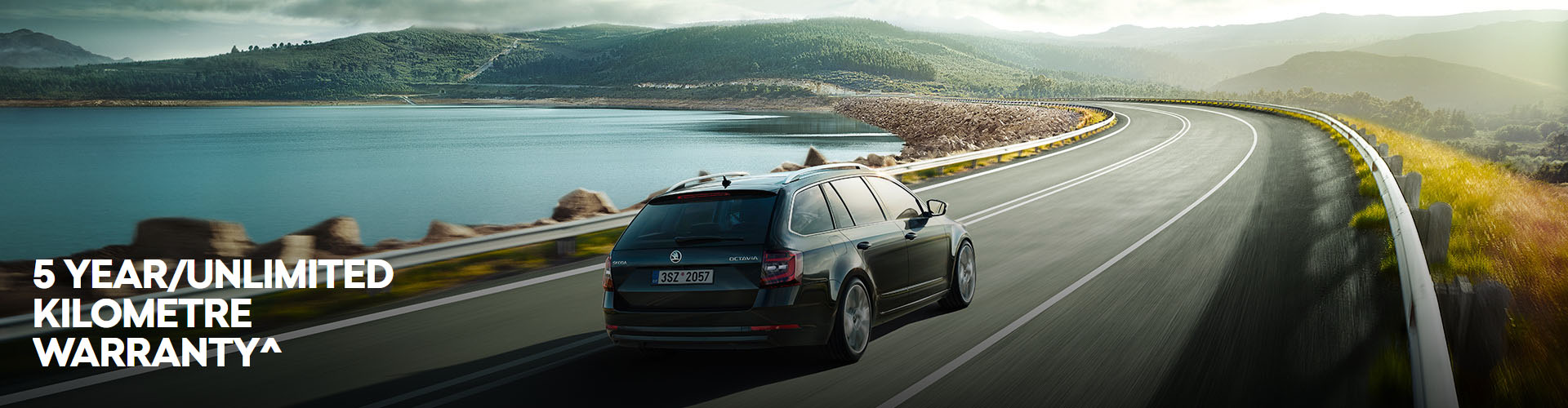 ŠKODA 5 Year/Unlimited Kilometre Warranty