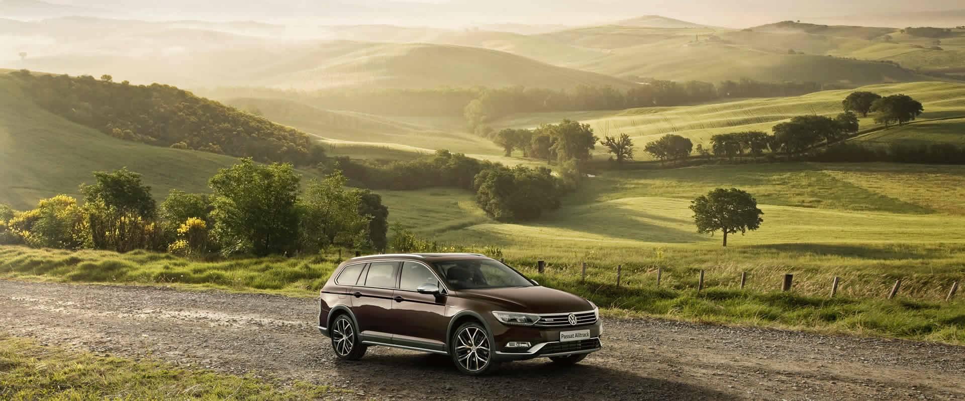 New Volkswagen Passat Alltrack Wolfsburg