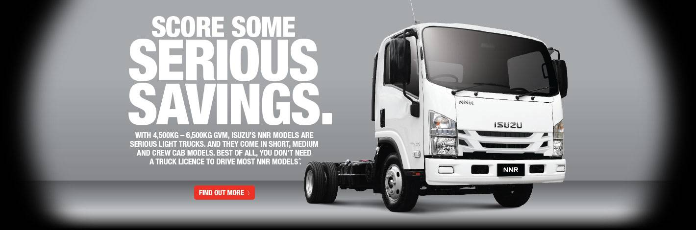 Isuzu Trucks Template Score