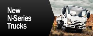 New N-SERIES Trucks