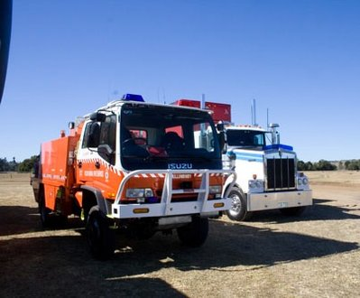 Bushfire Truck Industry Assistance image