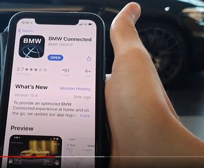 BMW Connected Drive Genius Tutorial  image