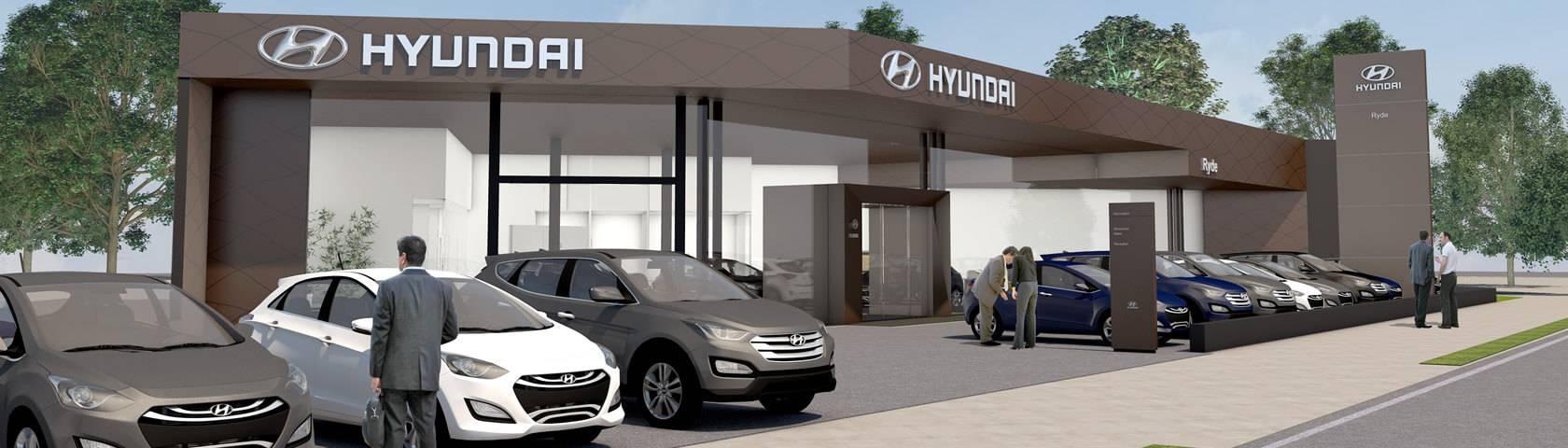 Ryde Hyundai Relocation