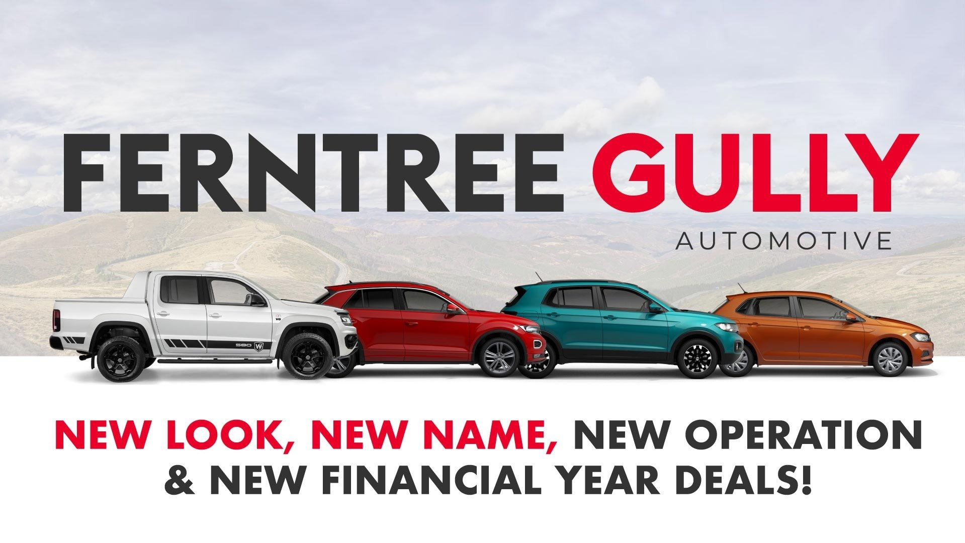 Ferntree Gully Automotive - New Look, New Deals