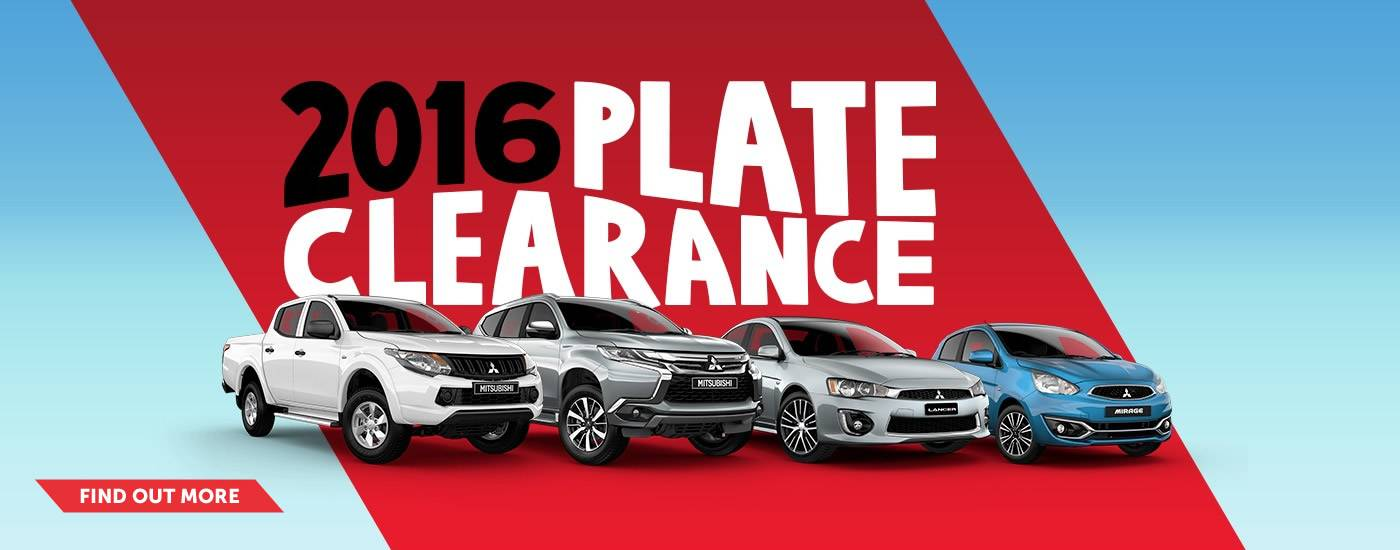 Mitsubishi Tem plate Clearance
