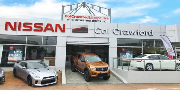 Col Crawford Nissan