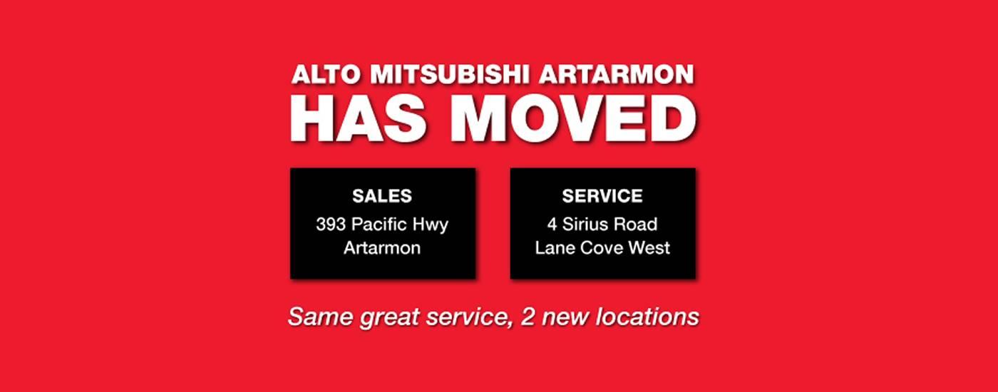 Alto Mitsubishi New Locations