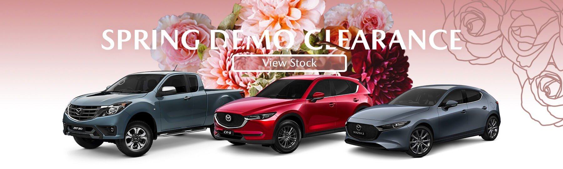 Penfold Mazda Spring Demo Clearance