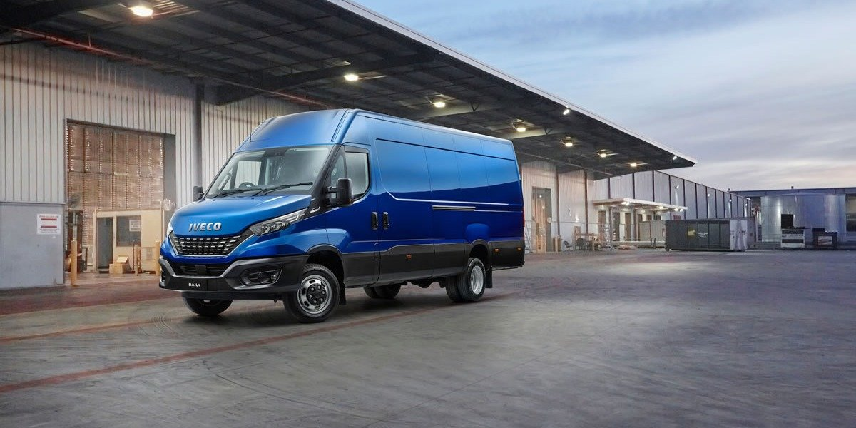 blog large image - The New Iveco Daily E6 Van