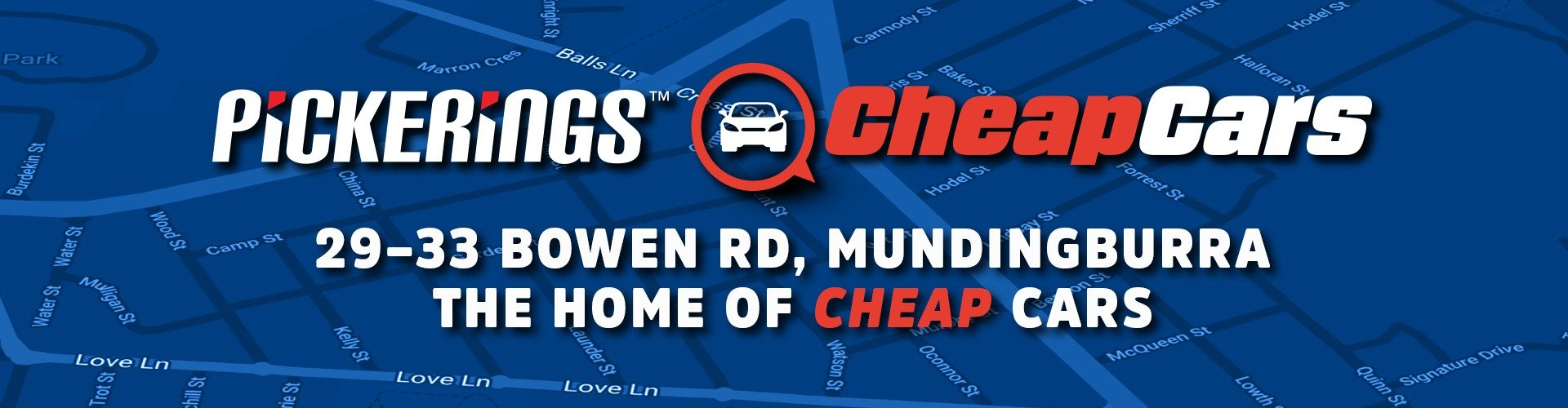 Quality new and Used Cars Townsville - Pickerings Auto Group