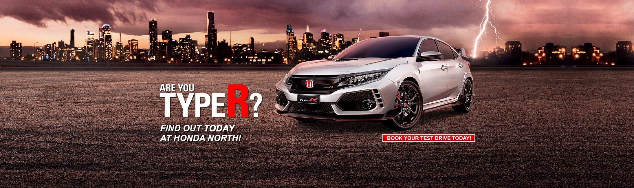 Honda North Type R