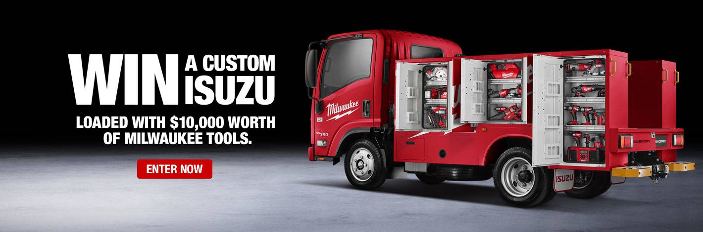 Isuzu Trucks Milwaukee Tools