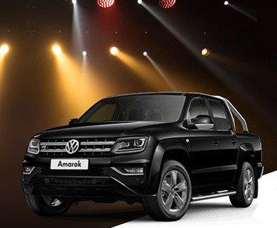 Volkswagen Amarok V6 Compare image