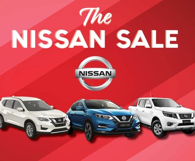 Nissan October Sale - Save THOUSANDS image