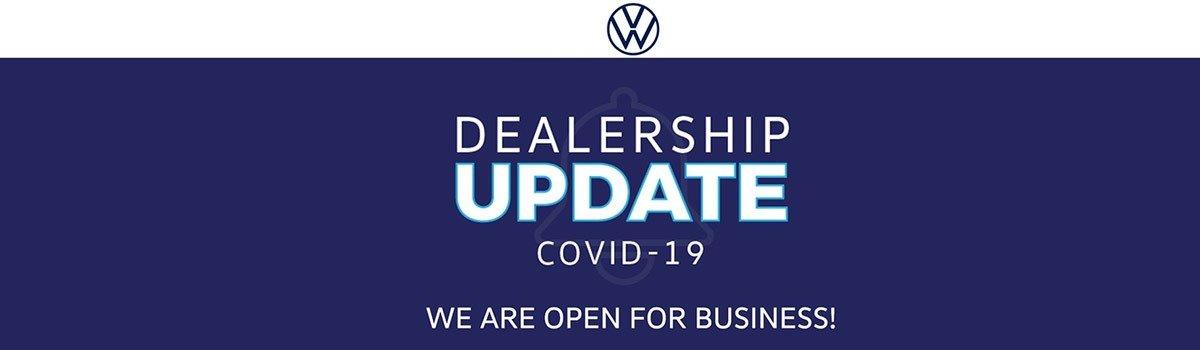 Tarra Volkswagen COVID-19 Update
