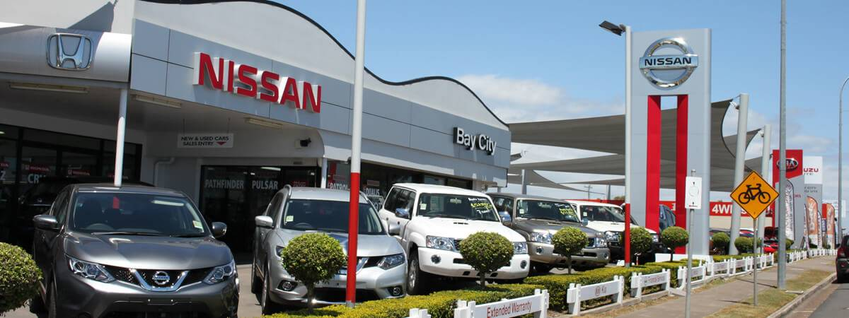 Bay city nissan