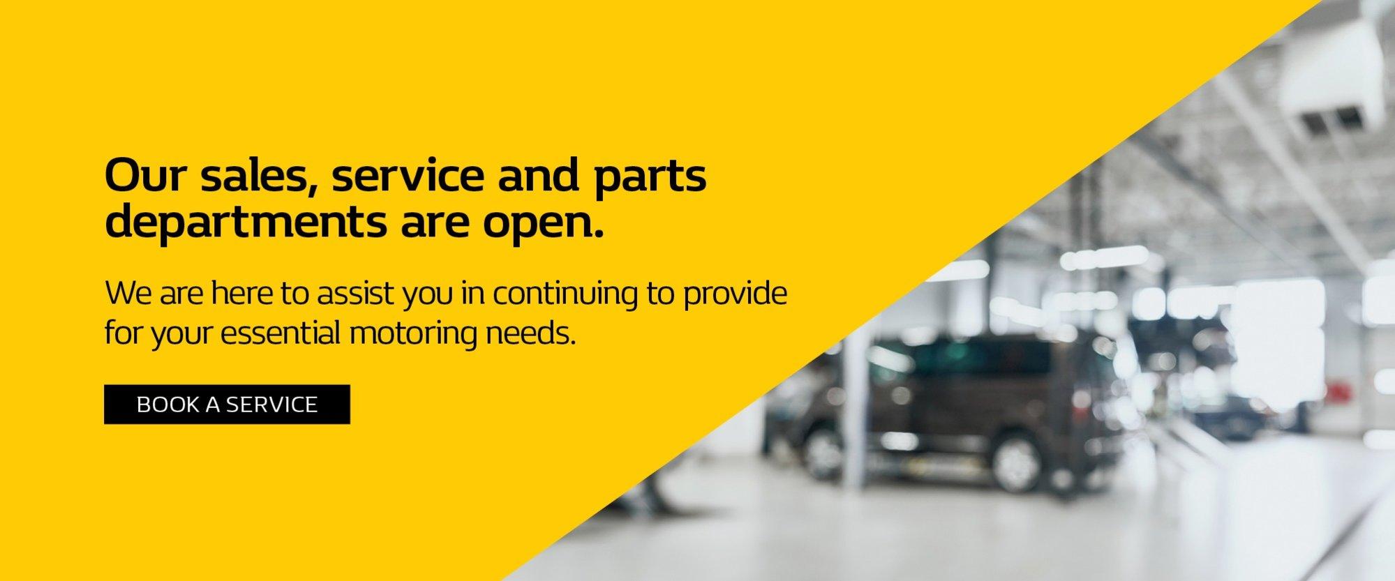 Suttons City Renault Service