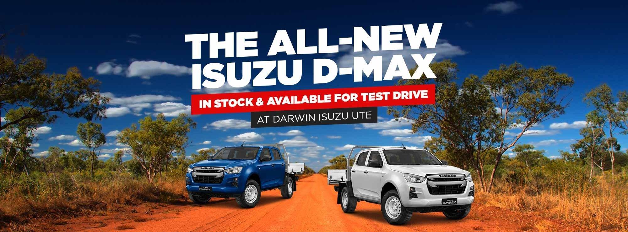The All-New Isuzu D-Max