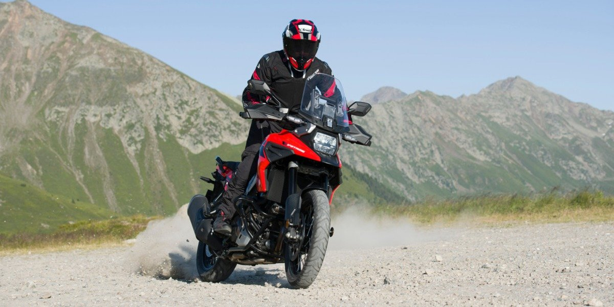 blog large image - Introducing the 2020 Suzuki V-Strom 1050 Range