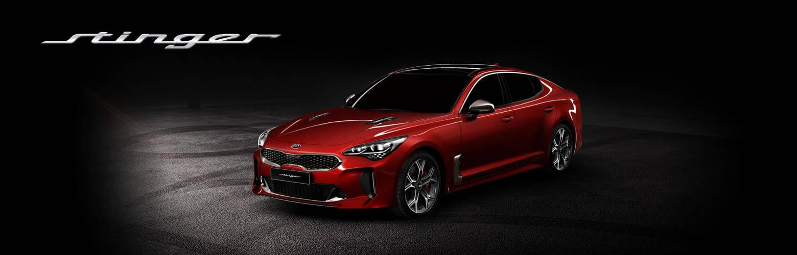 All-New Kia Stinger