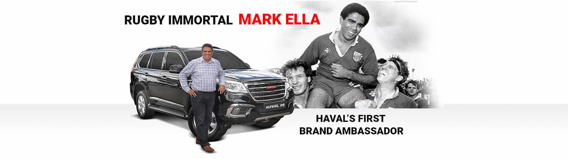HAVAL Ambassador